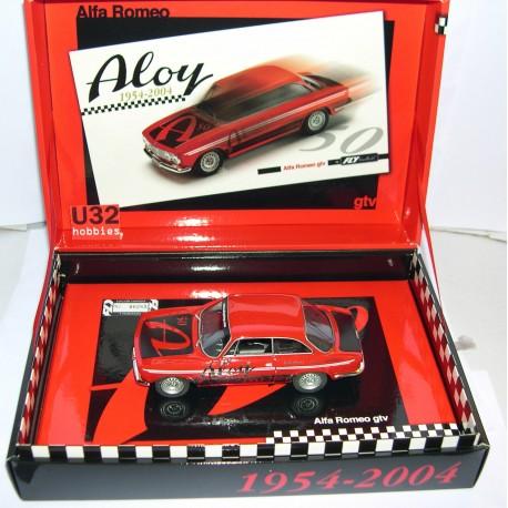ALFA ROMEO GIULIA GTV EDICION ESPECIAL BAZAR ALOY 1954-2004