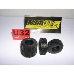 MITOOS M013 NEUMATICOS RAID S13 ROUNDED 28x10 SOFT/BLANDO