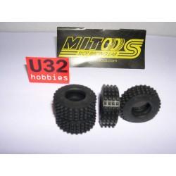 NEUMATICOS RAID SQUARED 28x10 SOFT/BLANDO