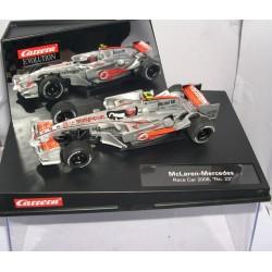 McLAREN MERCEDES MP4-23 RACE CAR 2008 HEIKKI KOVALAINEN Nº23