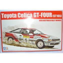 TOYOTA CELICA GT-FOUR WINNER AUSTRALIA 1989