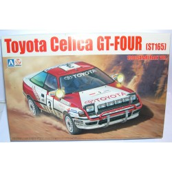 TOYOTA CELICA GT-FOUR SAFARI RALLY 1990
