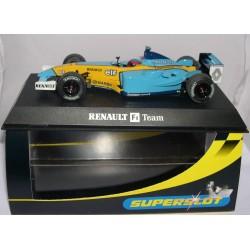 RENAULT R23 F1 FERNANDO ALONSO Nº8