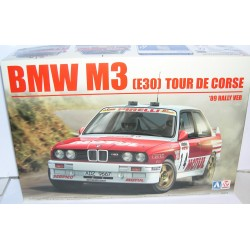 BMW M3 E30 RALLY TOUR DE CORSE 1989