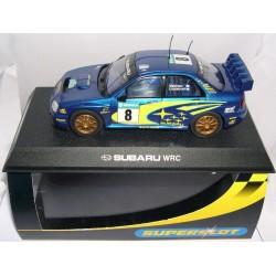 SUBARU IMPREZA WRC  2003  MAKINEN-LINDSTROM  Nº8
