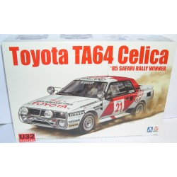 TOYOTA CELICA TA64 WINNER RALLY SAFARI 1985