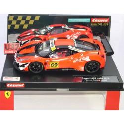 FERRARI 488 ITALIA GT3  KESSEL RACING F. SCHELTEMA Nº69