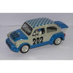 BRM 086 FIAT 1000 TCR ABARTH  TRENTO BONDONE 1971 Nº202