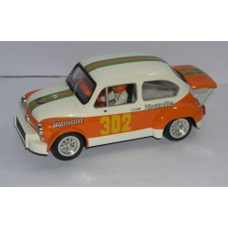 FIAT 1000 TCR ABARTH BOLZANO  MENDOLA  Nº302