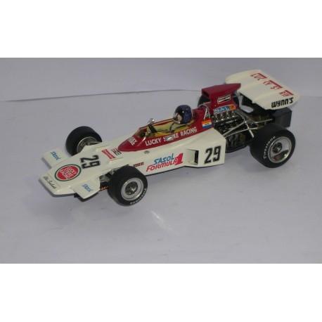 LOTUS 72 F1 BRANDS HATCH GP 1972 DAVE CHARLTON Nº29