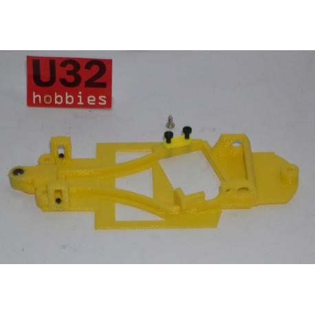 CHASIS 3D PORSCHE 911 CARRERA ANGLEWINDER