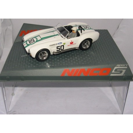 SLOT CAR AC COBRA  BP Nº50