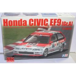 HONDA CIVIC EF9 Gr.A 1991 IDEMITSU