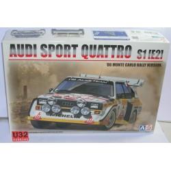 AUDI SPORT QUATTRO S1 E2 1986 RALLY MONTE CARLO