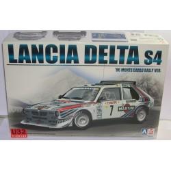 LANCIA DELTA S4 RALLY MONTE CARLO 1986 MARTINI