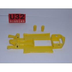 CHASIS 3D SEAT IBIZA KIT CAR SCALEXTRIC