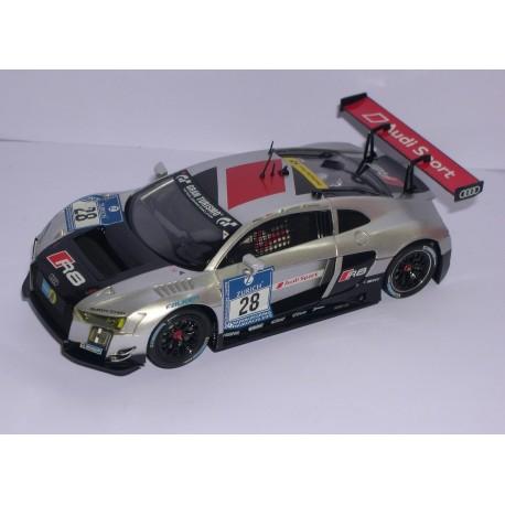 AUDI R8 LMS GT3  MIES-MULLER-SANDSTROM-VANTHOOR Nº28