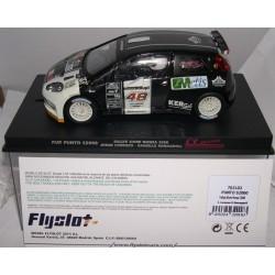 FIAT PUNTO S2000  RALLY SHOW MONZA 2008 LORENZO-ROMAGNOLI  Nº48