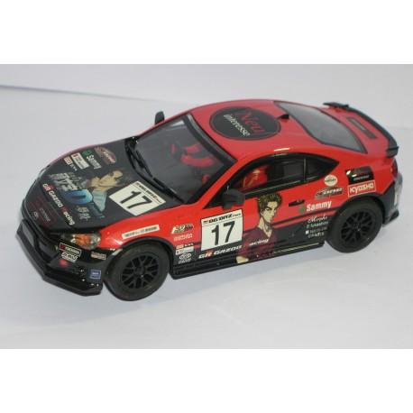 TOYOTA GT86  GR GAZOO RACING nº17