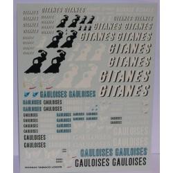 CALCA GITANES GAULOISES 1/24