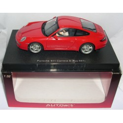 PORSCHE 911 CARRERA S (TYP 997) RED ROAD CAR
