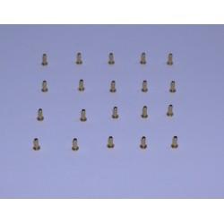 TERMINALES DIAMETRO 1.5mm x 4.4mm DE LONGITUD