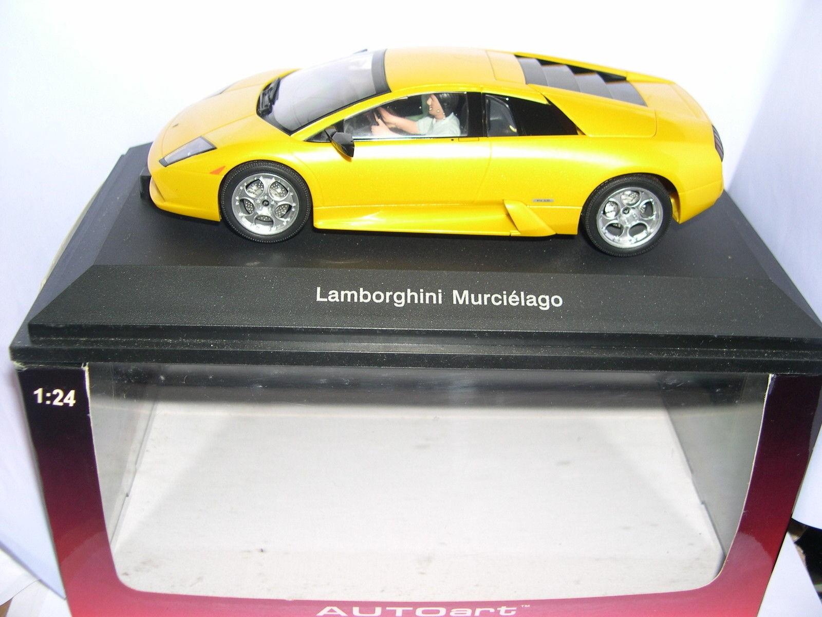 Lamborghini Murcielago Naranja 1 24 U32 Hobbies Com