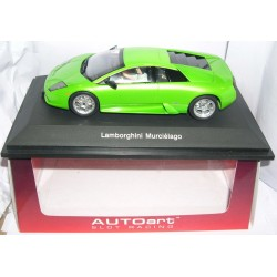 LAMBORGHINI MURCIELAGO ROAD CAR GREEN 1/24