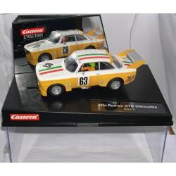 ALFA ROMEO GTA SILHOUETTE RACE2 n63