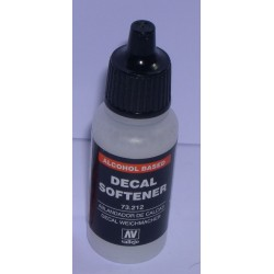 DECAL SOFTENER ABLANDADOR DE CALCAS 17Ml