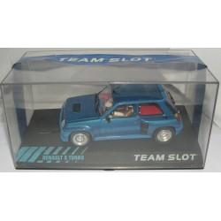 RENAULT 5 TURBO STREET CAR BLUE