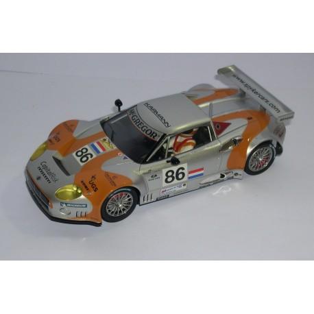 SPYKER C8 LAVIOLETTE GT2-R  24H.LE MANS 2006 Nº86