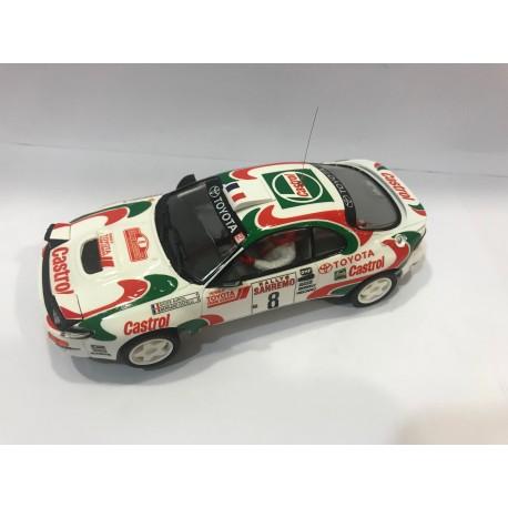 TOYOTA CELICA GT-FOUR  SAN REMO 1994 CASTROL Nº8