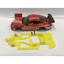CHASIS 3D PORSCHE 997 NINCO