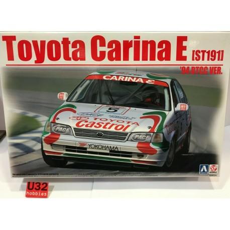 TOYOTA CARINA E ST191 CASTROL BTCC 1994