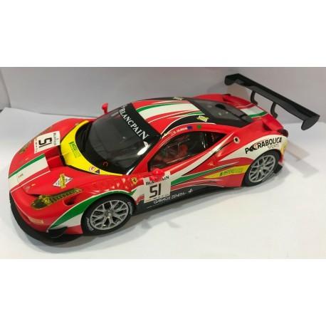 FERRARI 458 ITALIA GT3  AF CORSE C.ULRICH Nº51