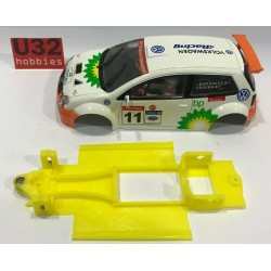 CHASIS 3D VOLKSWAGEN POLO 1600  POWER SLOT