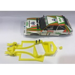CHASIS 3D LANCIA DELTA S4  SCALEXTRIC