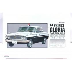 NISSAN PRINCE GLORIA 1964 PATROL POLICIA CAR