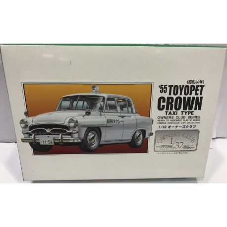 TOYOPET CROWN 1955 TAXI TYPE