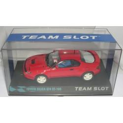 TOYOTA CELICA GT4 ST-185  ROAD CAR ROJO