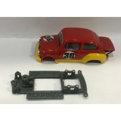 CHASIS 3D FIAT SEAT 1000 ABARTH REPROTEC