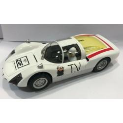 PORSCHE CARRERA 6 TV 1967