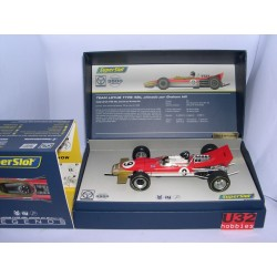 LOTUS TYPE 49B   GP MONACO 1968  GRAHAM HILL Nº9 LEGENDS SERIES LTED.ED.
