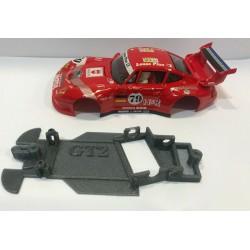CHASIS 3D PORSCHE 911 GT2 PROSLOT