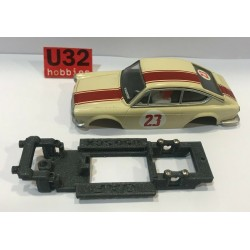 CHASIS 3D SEAT 850 COUPE SCALEXTRIC