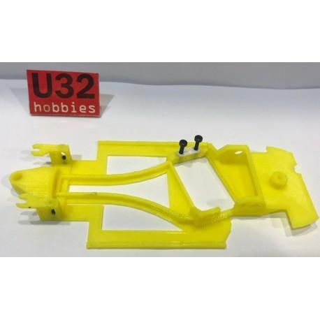 CHASIS 3D OPEL MANTA  AVANT SLOT