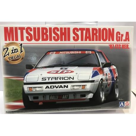 MITSUBISHI STARION Gr.A  1987 JTC VER.