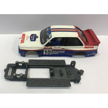 CHASIS 3D BMW M3 E30  SCALEXTRIC