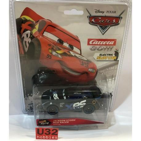 JACKSON STORM MUD RACER CARS DYSNEY